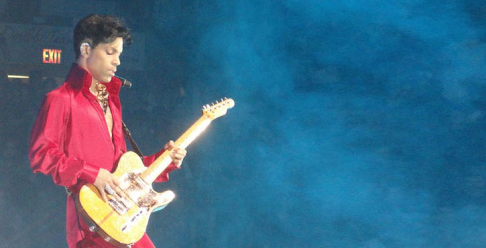 Federal Court to Hear New Prince Tunes Before Fans
