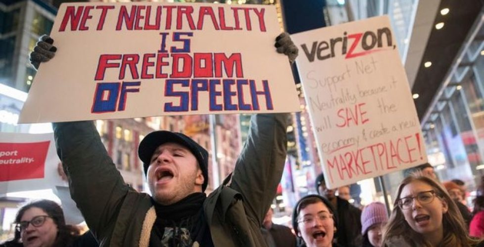 California Pledges to Bring Back Net Neutrality
