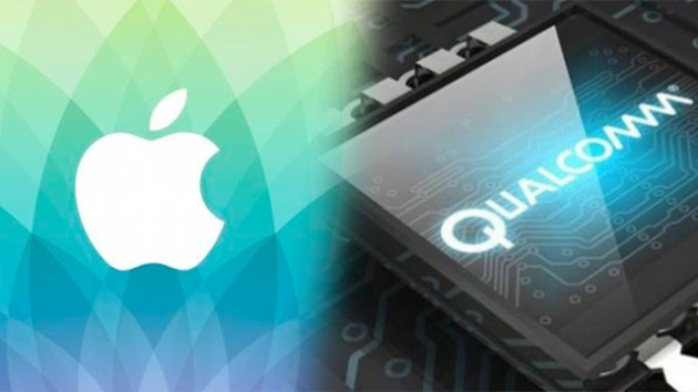 Qualcomm and Apple Battle in Court over Technology Advances