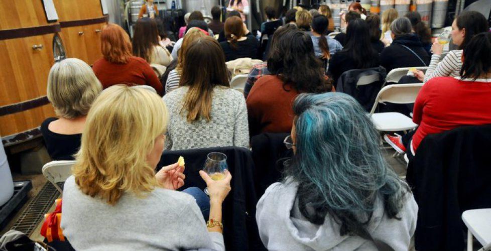 Eagle Rock Brewery Sued for Gender Discrimination Against Men