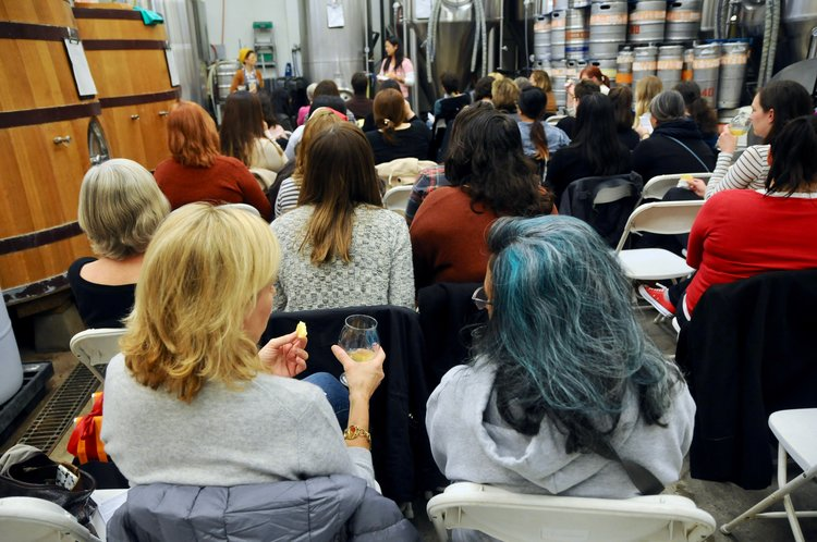 Eagle Rock Brewery Sued for Gender Discrimination Against Men