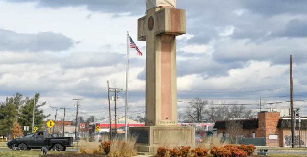 U.S. Supreme Court Deals with 40-Foot-Tall Cross Monument Case