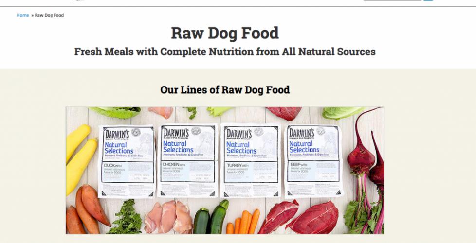 Dog Food Company Disputes FDA Warning