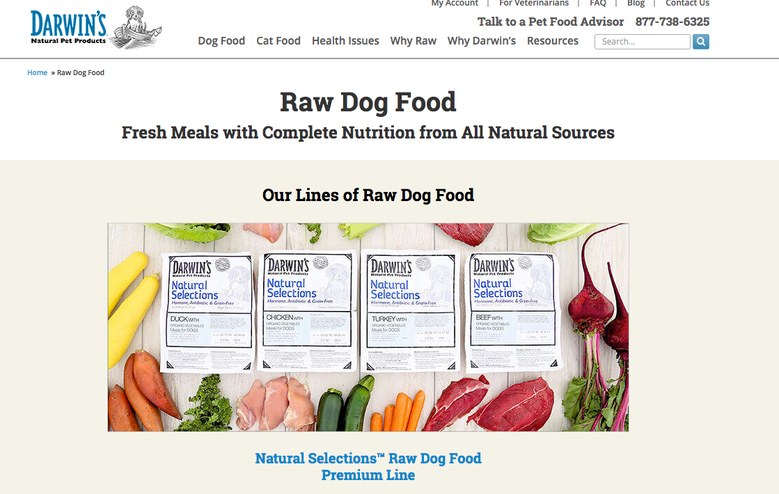 Dog Food Company Disputes FDA Warning