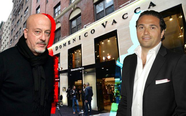 NY Landlord Wants to Evict Famed Suitmaker Domenico Vacca over $4M Lease