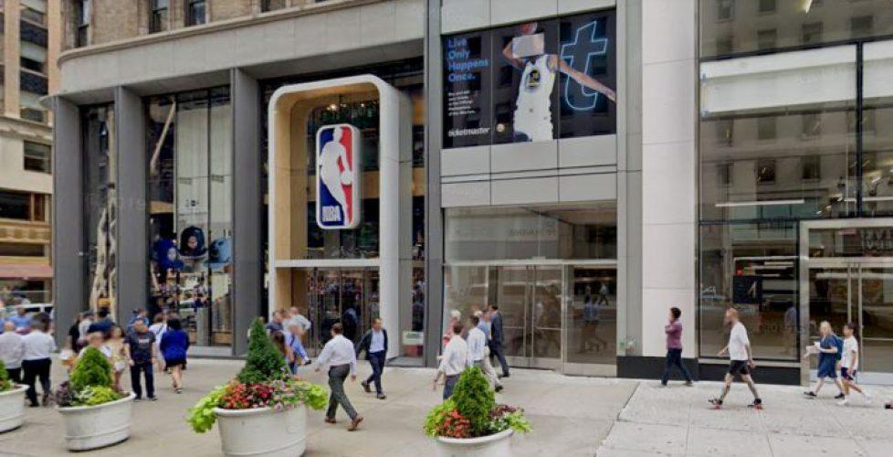 NBA-building-Google-Street-View